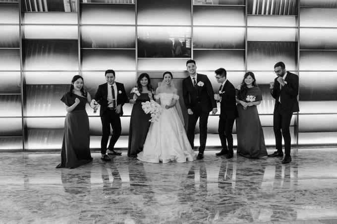 The Wedding of Sumitro & Marcelina by PRIVATE WEDDING ORGANIZER - 029