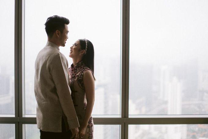 The Wedding of Sumitro & Marcelina by PRIVATE WEDDING ORGANIZER - 030