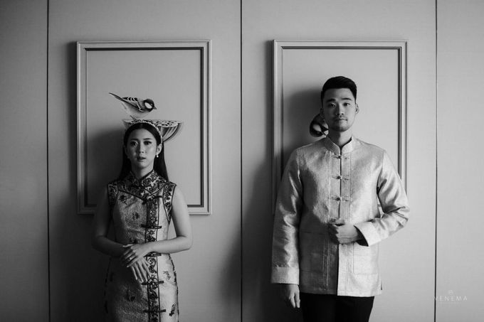 The Wedding of Sumitro & Marcelina by PRIVATE WEDDING ORGANIZER - 031