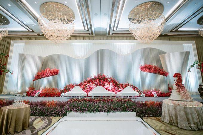 The Wedding of Sumitro & Marcelina by PRIVATE WEDDING ORGANIZER - 032
