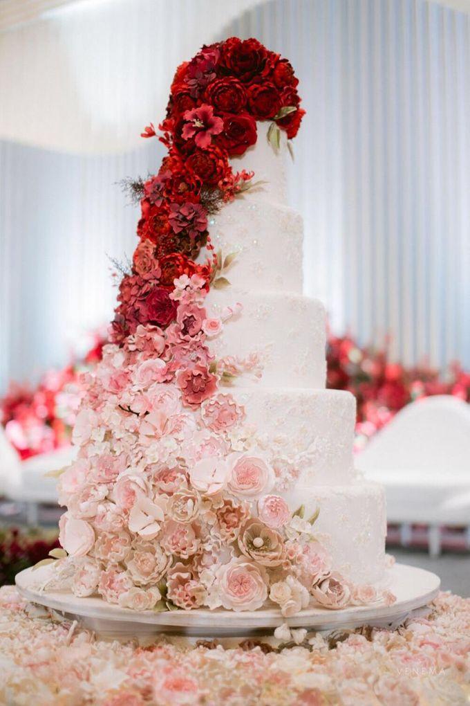 The Wedding of Sumitro & Marcelina by PRIVATE WEDDING ORGANIZER - 033