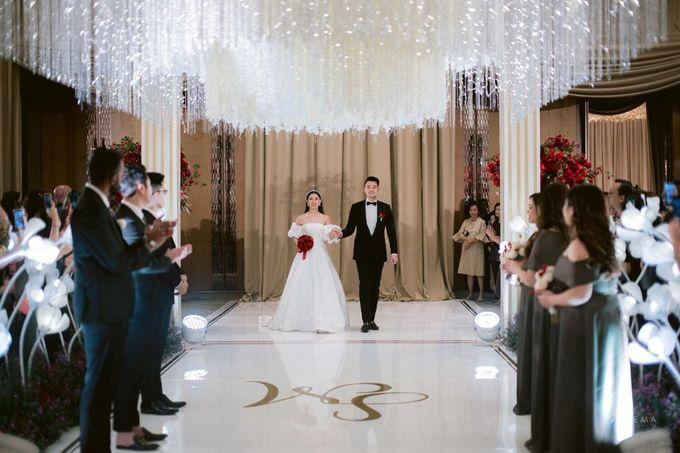 The Wedding of Sumitro & Marcelina by PRIVATE WEDDING ORGANIZER - 034