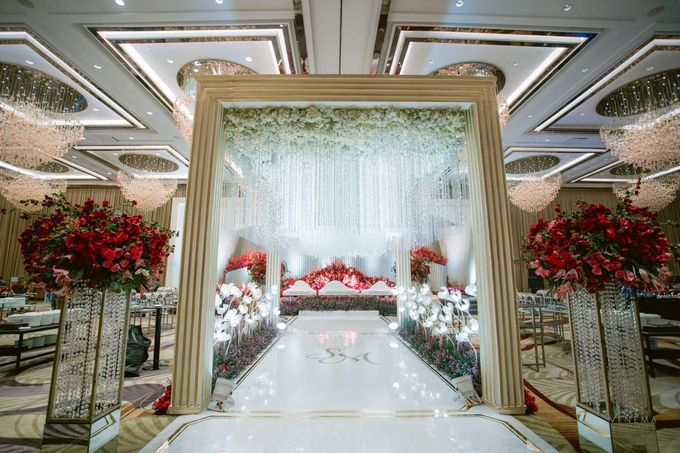 The Wedding of Sumitro & Marcelina by Lotus Design - 004