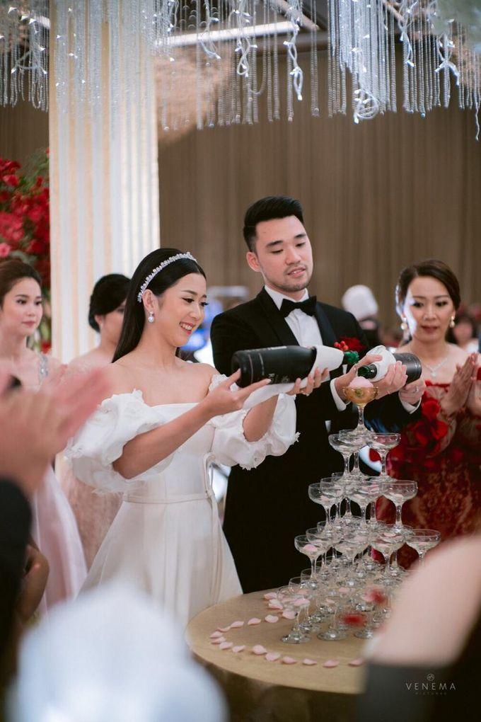 The Wedding of Sumitro & Marcelina by PRIVATE WEDDING ORGANIZER - 036