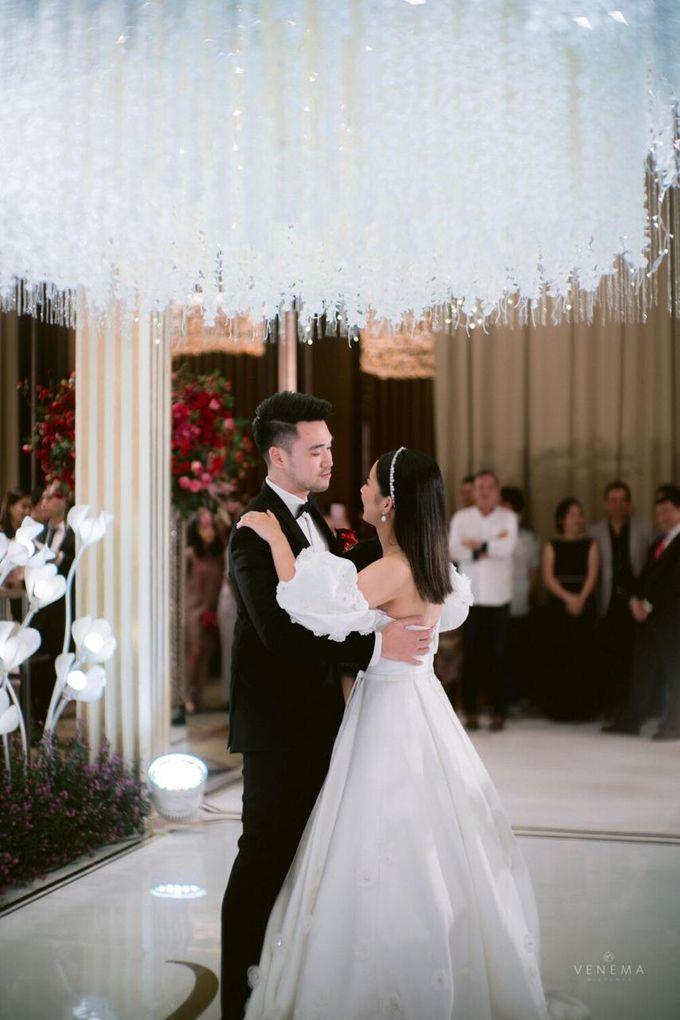 The Wedding of Sumitro & Marcelina by PRIVATE WEDDING ORGANIZER - 038