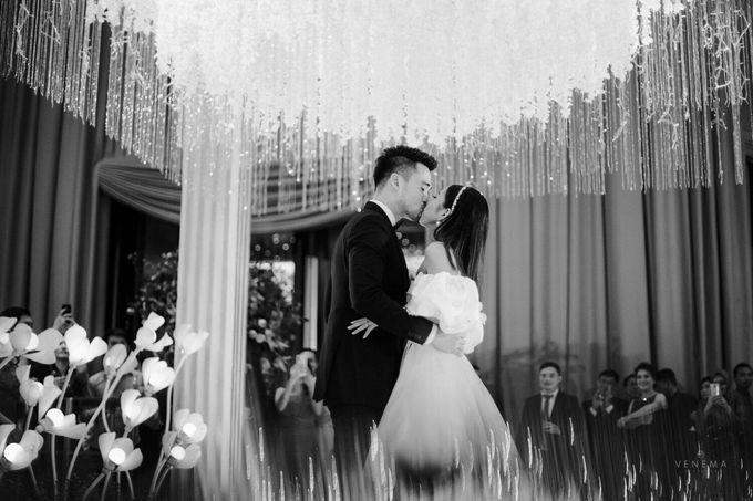 The Wedding of Sumitro & Marcelina by PRIVATE WEDDING ORGANIZER - 039
