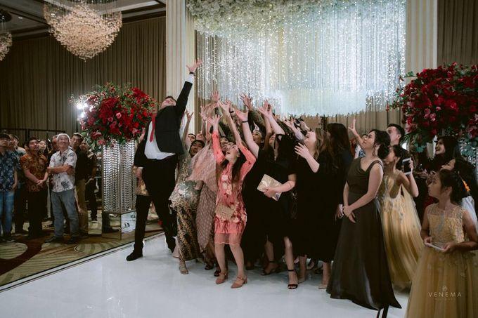The Wedding of Sumitro & Marcelina by PRIVATE WEDDING ORGANIZER - 040
