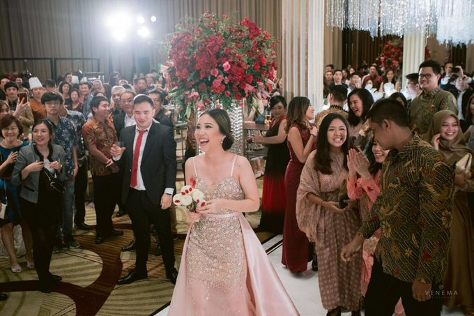 The Wedding of Sumitro & Marcelina by PRIVATE WEDDING ORGANIZER - 041