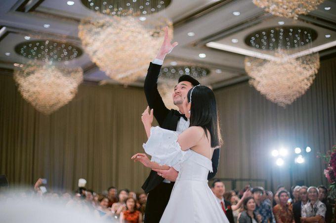 The Wedding of Sumitro & Marcelina by PRIVATE WEDDING ORGANIZER - 042