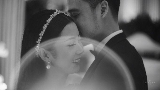 The Wedding of Sumitro & Marcelina by PRIVATE WEDDING ORGANIZER - 043