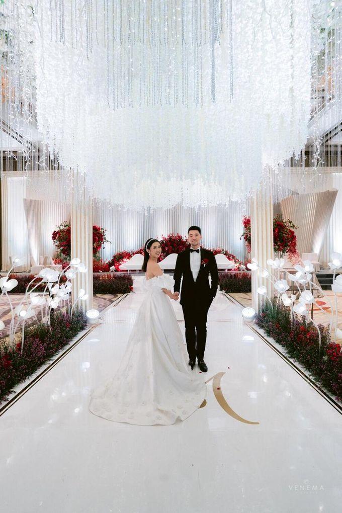 The Wedding of Sumitro & Marcelina by PRIVATE WEDDING ORGANIZER - 044