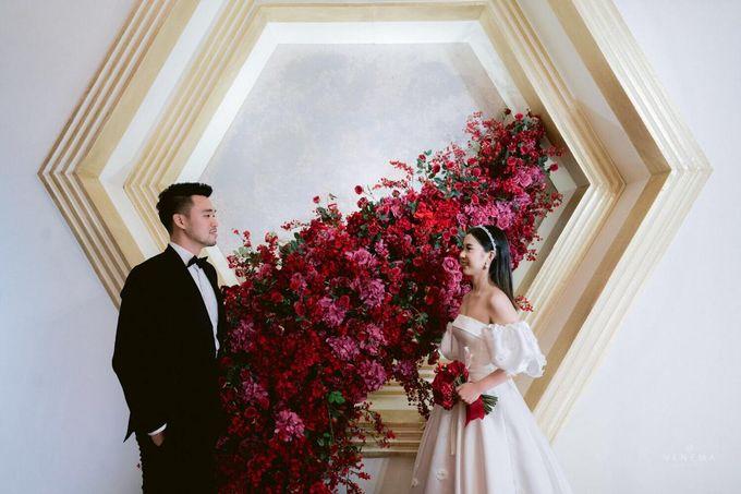 The Wedding of Sumitro & Marcelina by Lotus Design - 009