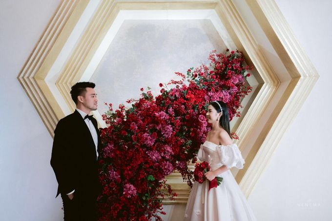The Wedding of Sumitro & Marcelina by PRIVATE WEDDING ORGANIZER - 045