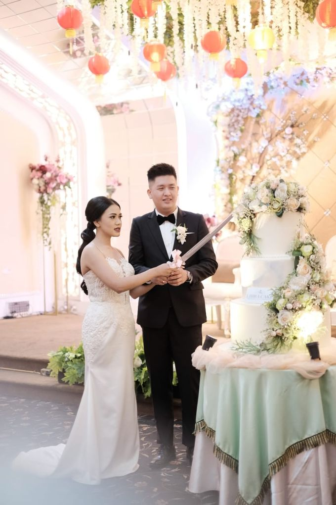 The Wedding of Kevin & Dian by Libra Cake - 001