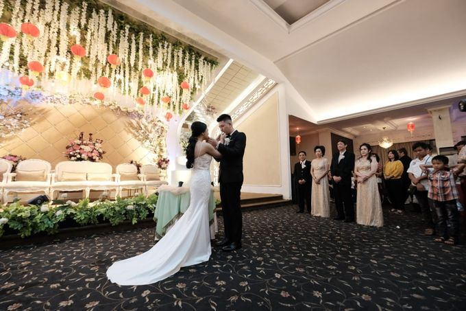 The Wedding of Kevin & Dian by Riani And Friends - 003