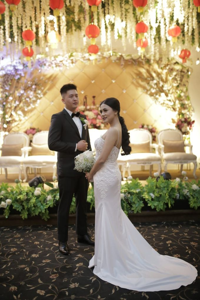 The Wedding of Kevin & Dian by Riani And Friends - 004