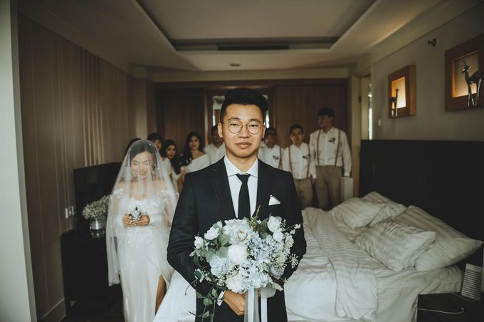 Kevin & Sevina Wedding Day by Chroma Pictures - 011