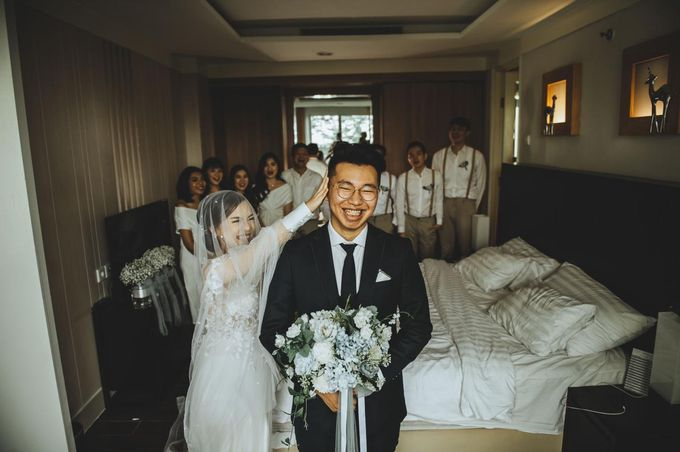 Kevin & Sevina Wedding Day by Chroma Pictures - 012