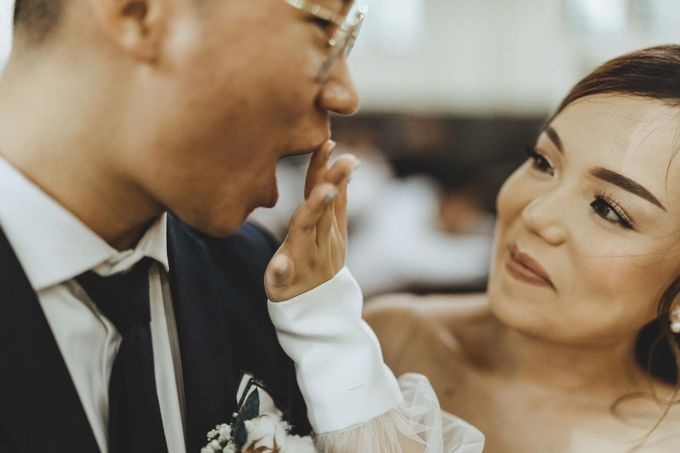 Kevin & Sevina Wedding Day by Chroma Pictures - 019