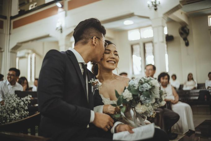 Kevin & Sevina Wedding Day by Chroma Pictures - 021