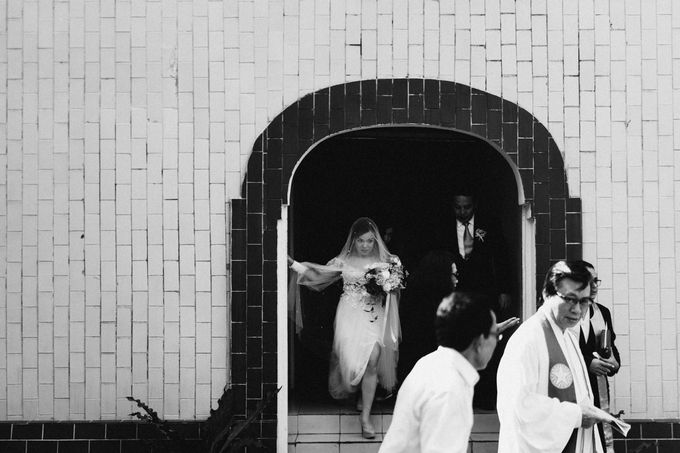 Kevin & Sevina Wedding Day by Chroma Pictures - 027