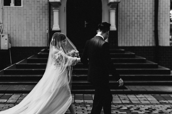 Kevin & Sevina Wedding Day by Chroma Pictures - 026