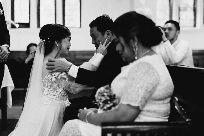 Kevin & Sevina Wedding Day by Chroma Pictures - 022