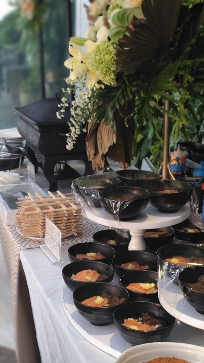 Wedding of Kevin & Citra at The Imperium by DASA Catering - 007