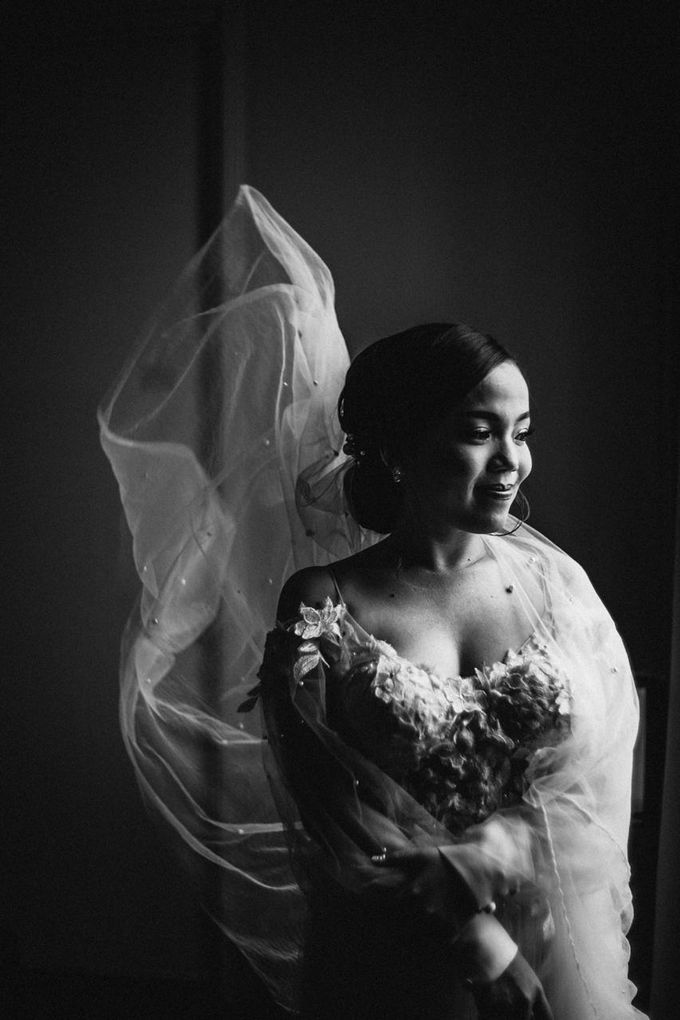 Kevin & Sevina Wedding Day by Chroma Pictures - 008