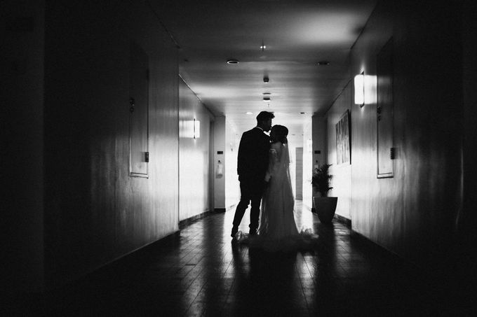 Kevin & Sevina Wedding Day by Chroma Pictures - 014