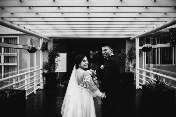 Kevin & Sevina Wedding Day by Chroma Pictures - 015