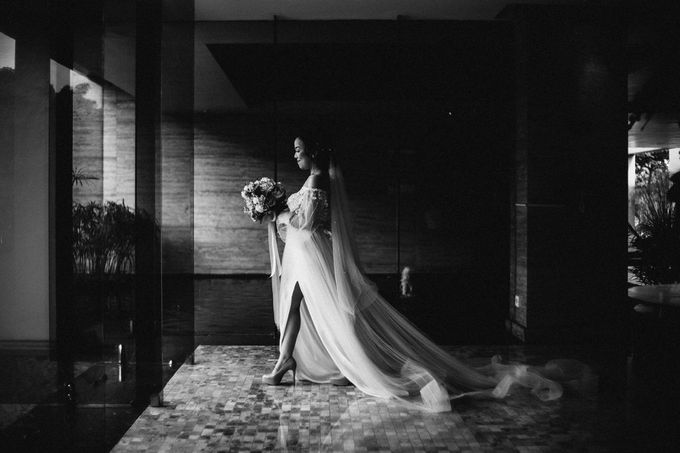 Kevin & Sevina Wedding Day by Chroma Pictures - 010