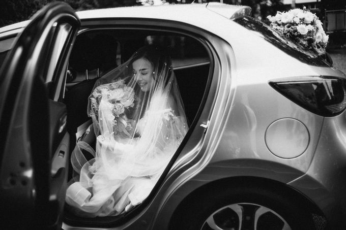 Kevin & Sevina Wedding Day by Chroma Pictures - 016
