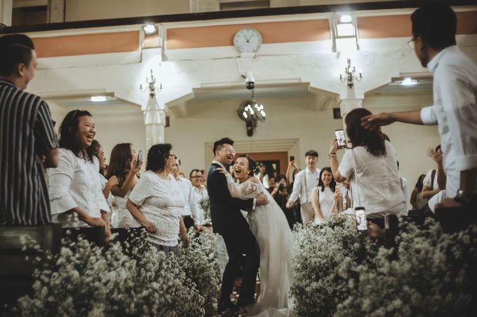 Kevin & Sevina Wedding Day by Chroma Pictures - 024