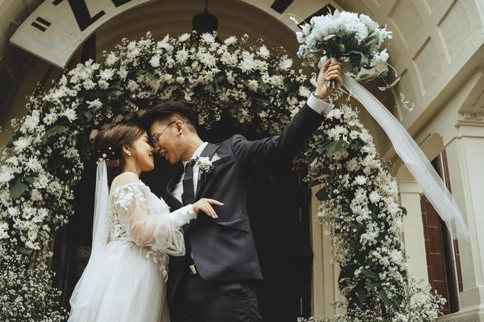 Kevin & Sevina Wedding Day by Chroma Pictures - 028