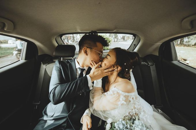 Kevin & Sevina Wedding Day by Chroma Pictures - 030