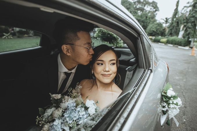 Kevin & Sevina Wedding Day by Chroma Pictures - 031
