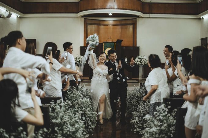 Kevin & Sevina Wedding Day by Chroma Pictures - 023