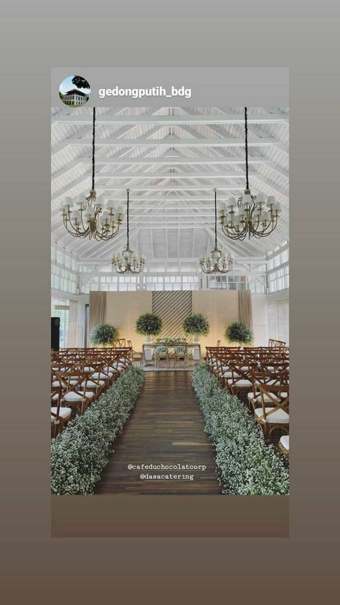 Wedding of Dhika & Dhisa by DASA Catering - 002