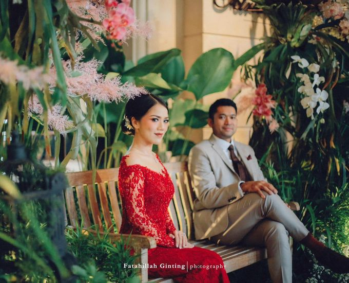 Wedding of Andre & Vinsensia by 4Seasons Decoration - 002