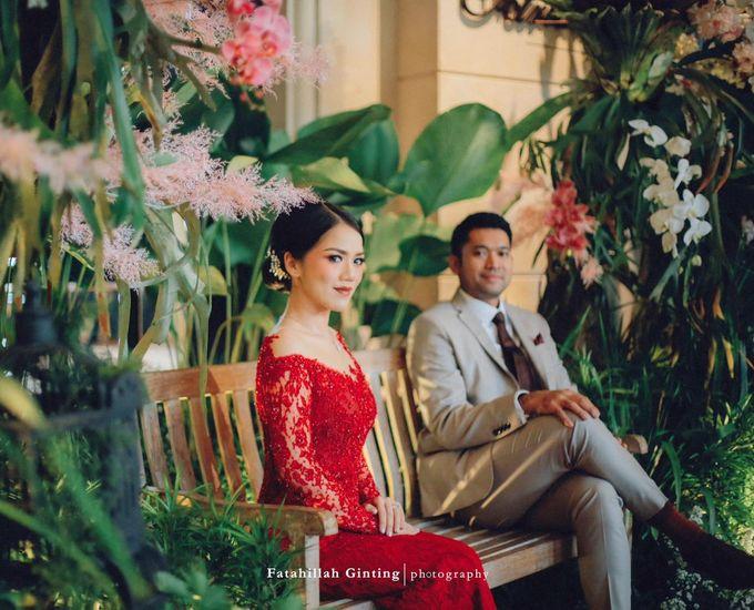 Wedding of Andre & Vinsensia by Umara Catering - 016