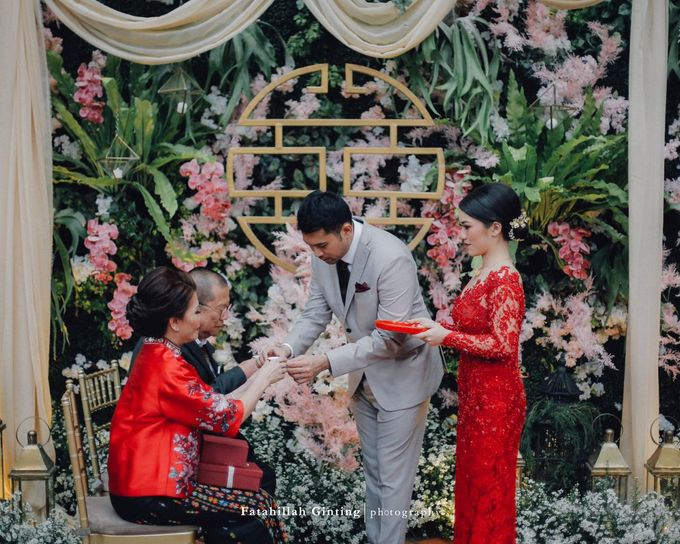 Wedding of Andre & Vinsensia by 4Seasons Decoration - 001