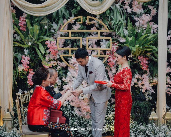 Wedding of Andre & Vinsensia by Umara Catering - 017