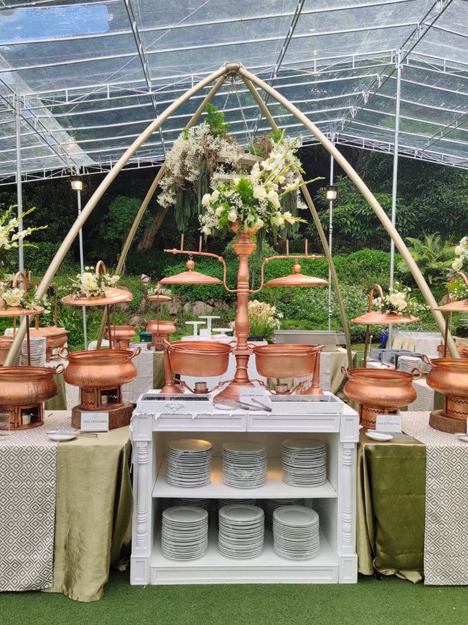 Wedding of Dhika & Dhisa by DASA Catering - 005