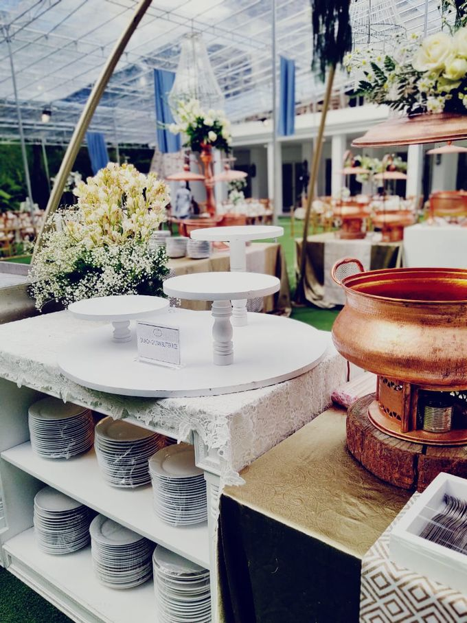Wedding of Dhika & Dhisa by DASA Catering - 006