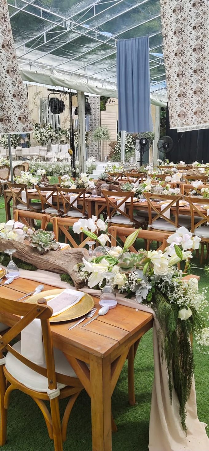 Wedding of Dhika & Dhisa by DASA Catering - 007