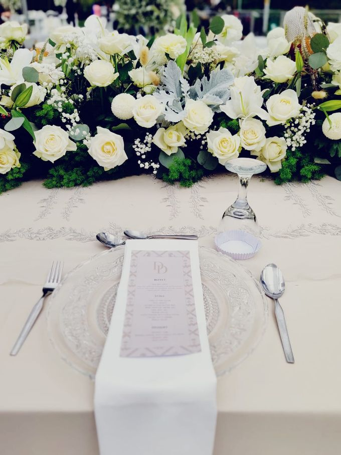 Wedding of Dhika & Dhisa by DASA Catering - 010