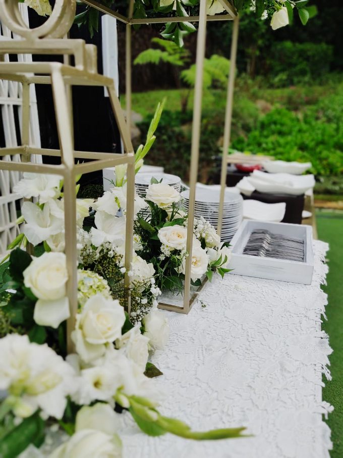 Wedding of Dhika & Dhisa by DASA Catering - 012
