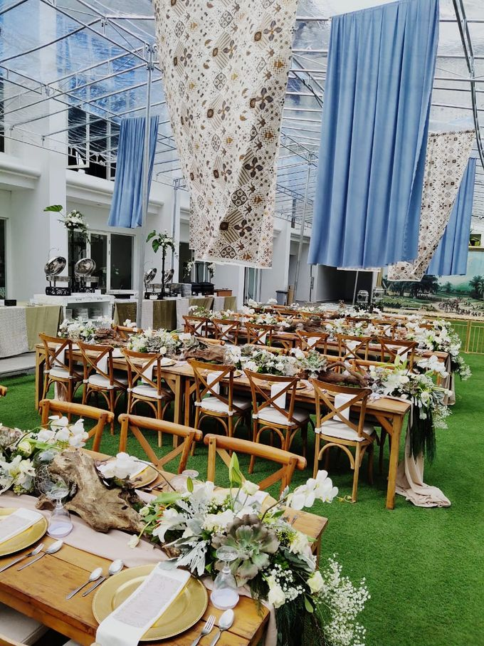 Wedding of Dhika & Dhisa by DASA Catering - 017