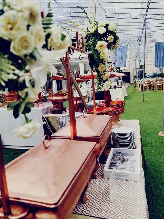 Wedding of Dhika & Dhisa by DASA Catering - 018